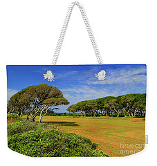 Fort Fisher Trees Weekender Tote Bag