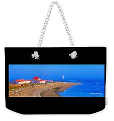Fort Flagler Weekender Tote Bag