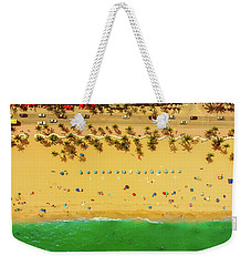Fort Lauderdale Florida Weekender Tote Bag by Lance Asper