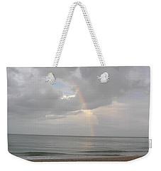 Fort Lauderdale Rainbow Weekender Tote Bag