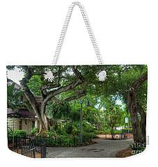 Fort Lauderdale Riverwalk Scenic Weekender Tote Bag