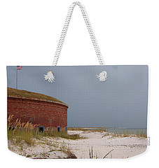Fort Massachusetts  Weekender Tote Bag