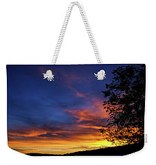 Fort Mohave Arizona Sunset Weekender Tote Bag
