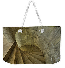 Fort Popham Stairwell Weekender Tote Bag