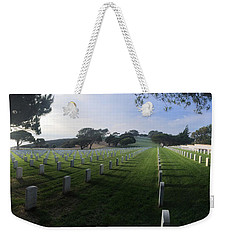 Fort Rosecrans National Cemetery Weekender Tote Bag