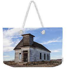 Fort Sumner - Abandoned Church Weekender Tote Bag