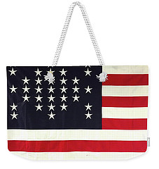 Fort Sumter Flag Weekender Tote Bag