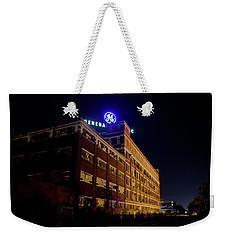 Fort Wayne In Ge Building - Jpmmedia.com Weekender Tote Bag