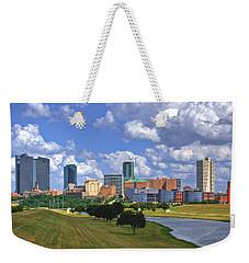 Fort Worth #1 Weekender Tote Bag