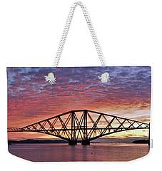 Forth Dawn Weekender Tote Bag