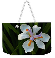 Fortnight Lily Weekender Tote Bag by Richard Stephen