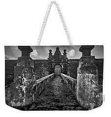 Fortress Of Sao Joao Baptista, Monte Brasil, Terceira Weekender Tote Bag