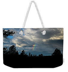 Fortunate Glimpses Weekender Tote Bag
