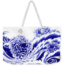Fortunes Of Life - On The Tide Weekender Tote Bag