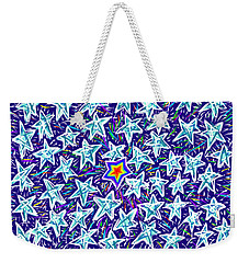 Forty Nine Stars Weekender Tote Bag