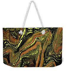 Fossil Patterns 1 Weekender Tote Bag