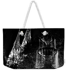 Fountain And Spires Weekender Tote Bag