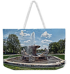 Fountain - Cleveland Museum Of Art Weekender Tote Bag