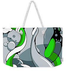 Fountainhead Weekender Tote Bag