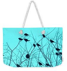 Four And Twenty Blackbirds Weekender Tote Bag
