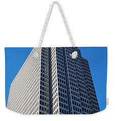 Four Embarcadero Center Office Building - San Francisco - Vertical View Weekender Tote Bag
