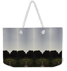 Four Hearts Weekender Tote Bag