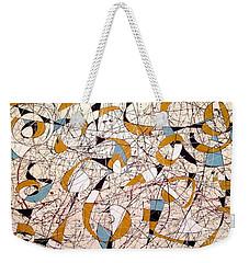 #4 Weekender Tote Bag
