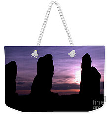 Four Stones Folly Clent Hills Weekender Tote Bag by Baggieoldboy