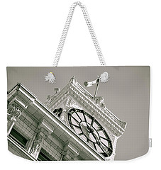 Four Twenty Weekender Tote Bag