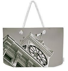 Four Twenty Weekender Tote Bag