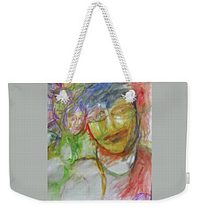 Four's A Crowd Weekender Tote Bag