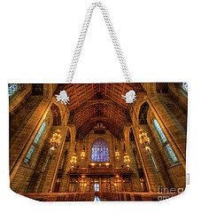 Fourth Presbyterian Church Chicago IIi Weekender Tote Bag
