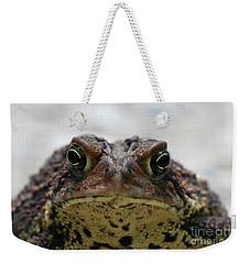 Fowler's Toad #3 Weekender Tote Bag