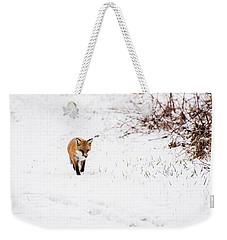 Fox 2 Weekender Tote Bag