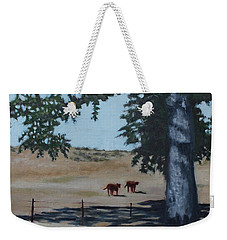 Fox Canyon Ranch Weekender Tote Bag