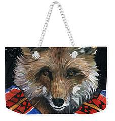 Fox Medicine Weekender Tote Bag
