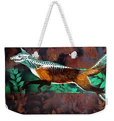 Fox Run Weekender Tote Bag