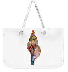Fox Shell Weekender Tote Bag
