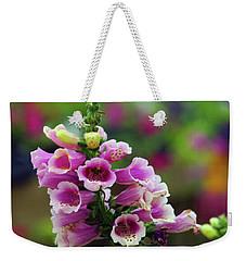 Foxglove 1154 H_2 Weekender Tote Bag