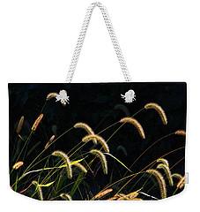 Foxtails Weekender Tote Bag