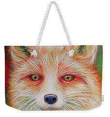 Foxy-loxy Weekender Tote Bag