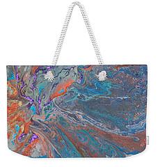 Fp Turquoise Weekender Tote Bag