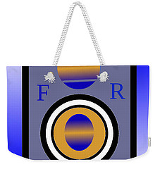 Amplifier Weekender Tote Bag