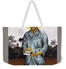 Fr. Vincent Capodanno, The Grunt Padre - Lwvcd     Weekender Tote Bag