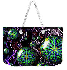 Fractal Abstract 7816.5 Weekender Tote Bag