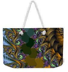Fractals83002 Weekender Tote Bag