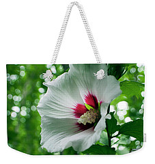 Fragile Beauty Weekender Tote Bag