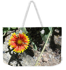 Fragile Floral Life On The Trail Weekender Tote Bag