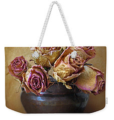 Fragile Rose Weekender Tote Bag