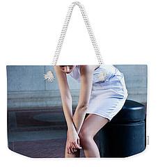 Fragile Weekender Tote Bag